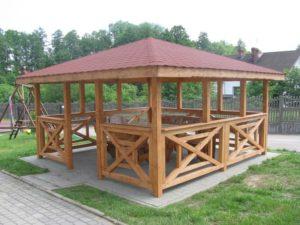 Dřevěné domy na klíč